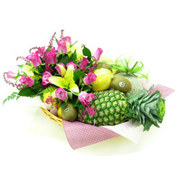 과일꽃바구니